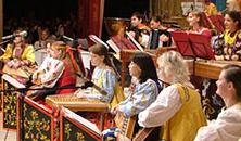 The Psaltery Players of Russia - performance